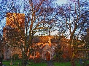 Lolworth - All Saints' Church