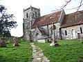 All Saints Church, Sutton Mandeville - geograph.org.uk - 738364.jpg