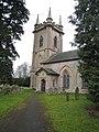 All Saints Church - Deane - geograph.org.uk - 1730876.jpg