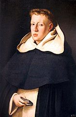Portrait of Fray Alonso de Santo Tomás