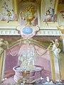 Altenburg Stift - Sala terrena Zweiter Saal 3 Fresko Brunnen.jpg