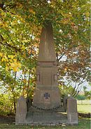 Altstrelitz Kriegerdenkmal 1870-71
