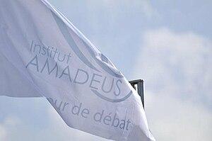Amadeus Institute - Image: Amadeuslogo