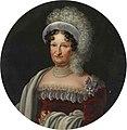 Amalie of Zweibrücken-Birkenfeld, misidentified with Maria Leopoldine of Austria.jpg