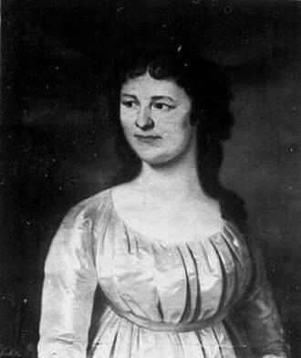 Amelia of Nassau-Weilburg - Amelia of Nassau-Weilburg