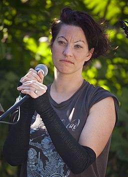 Amanda Palmer St. Kilda