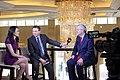 Ambassador Branstad Interviewed by CNBC (38191593994).jpg