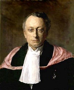 Ambrosius Hubrecht - Ambrosius Arnold Willem Hubrecht