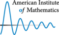 American Institute of Mathematics logo.png