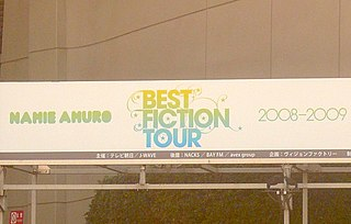 Namie Amuro Best Fiction tour 2008–2009
