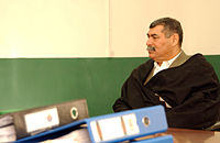 An investigative hearing is held for Saddam Hussein's former Defense.jpg