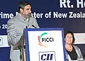 Anand Sharma addressing at the Business Luncheon Meeting organised by the Confederation of India Industry (CII).jpg