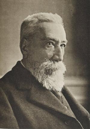 Anatole France, Nobel laureate in Literature 1921