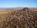 Ancient cairn on Fan Gyhirych - geograph.org.uk - 694057.jpg
