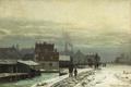 Anders Andersen-Lundby Winterlandschaft 1885.png