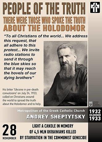 Andrey Sheptytsky - Image: Andrey sheptytsky