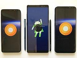 Android Oreo — Wikipédia