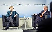 Angela Merkel und Wolfgang Ischinger MSC 2017.jpg