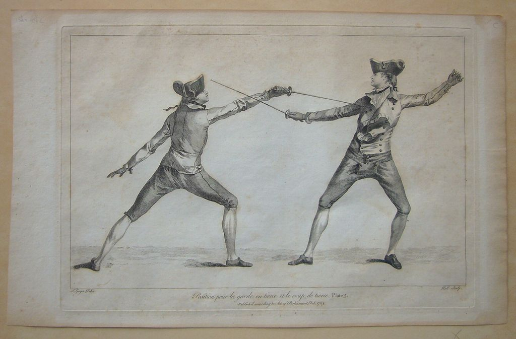 The Sword and the Fist: How Fencing Influenced Fighting