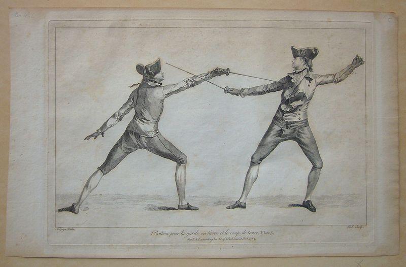 File:Angelo Domenico Malevolti Fencing Print, 1763.JPG