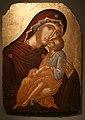 Angelos akotantos, icona della madre di dio col bambino, creta 1425-50 ca.jpg