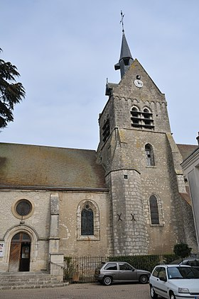 Image illustrative de l'article Église Saint-Pierre-et-Saint-Eutrope d'Angerville