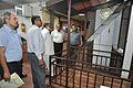 Anil Vij with other Dignitaries Visit CRTL Workshop - NCSM - Kolkata 2016-10-07 8177.JPG