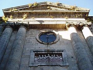 Capela de Ánimas - Image: Animas compostela