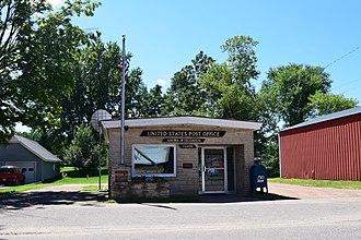 Aniwa, Wisconsin - Aniwa post office