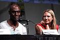 Anna Torv & Lance Reddick (7606025544).jpg