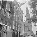 Anne Frank Huis geopend Het huis, Bestanddeelnr 912-4313.jpg