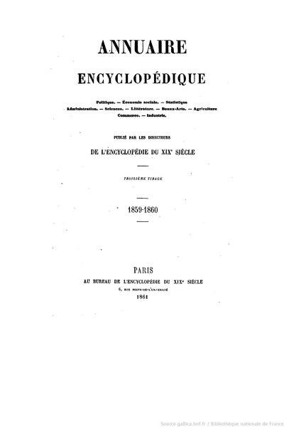 File:Annuaire encyclopédique, I.djvu