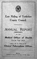 Annual report of the Medical Officer of Heal Wellcome L0029927.jpg
