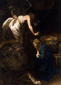 Annunciaizone Caravaggio