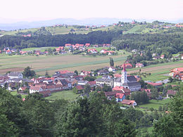 Sankt Peter am Ottersbach – Veduta
