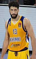 Anthony Gill (basketball) 13 BC Khimki EuroLeague 20180321 (3).jpg