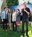 Anton Yelchin, Shailene Woodley, Stine Fischer Christensen, Emily Browning ^ Alexander Skarsgard - Flickr - nick step.jpg