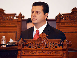 Antonio Juan Marcos Villarreal Mexican politician and businessman