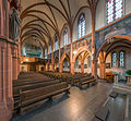 Antoniuskirche, Frankfurt, Nave and Organ 20150820 4.jpg