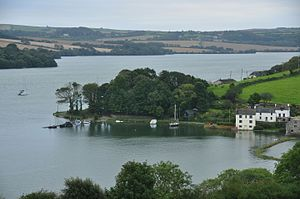 Saltash - Antony Passage