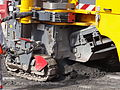 Anzin & Valenciennes - Travaux de raccordement des lignes A & B du tramway de Valenciennes à la Croix d'Anzin le 13 août 2013 (51).JPG