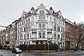 Apartment house Boedekerstrasse Wedekindstrasse Oststadt Hannover Germany.jpg