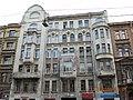 Apartment house M. E. Segal - SI Shirvindt 1906 - panoramio.jpg