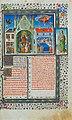 Apocalypse figurée des ducs de Savoie - Escorial E Vit.5 - Folio 29r. Bienaventurados los que mueren en el Señor (Jean Colombe).jpg