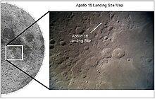 Apollo 16 effectue sa mission sur les hauts plateaux lunaires