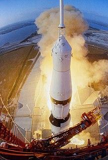 Apollo 6 Second test flight of the Apollo Saturn V rocket