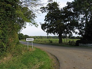 Noseley human settlement in United Kingdom
