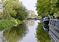 Approaching Weston Lock, Trent and Mersey Canal - geograph.org.uk - 1612430.jpg