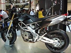 Aprilia Shiver Ducati Monster