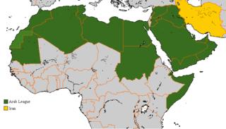 Arab–Iranian conflict